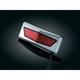Chrome/Red L.E.D. Rear Reflector Conversion - 7356