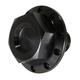 Semi Gloss Black Anodized Steering Stem Bolt - 16-510B