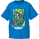Youth Blue Live for Moto T-Shirt