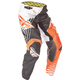 Youth Black/White/Orange Kinetic Vector Pants