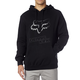 Black Legacy Fox Head Hoody