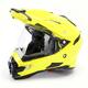 Hi-Vis Yellow FX-41DS Helmet