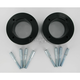 Front/Rear Easy Fit 2 1/2 in. Wheel Spacers - 4115