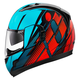 Blue/Red Primary Alliance GT Helmet