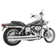 Chrome Independence Long Exhaust System - HD00057