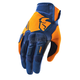 Navy/Orange Flow Gloves