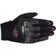 Womens Black/Fuchsia Stella SMX-2 Air Carbon Gloves