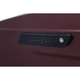 Gloss Black Tri-Line Saddlebag Hinge Covers - 6987