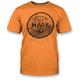 Orange Rounder T-Shirt