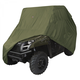 Olive Drab Fits Mid Sized 2 Passenger UTV Storage Cover - 18-074-041401-0