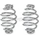 4 in. Chrome Plated Barrel Seat Spring - 000457
