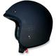 Flat Black w/Black Trim FX-76 Helmet