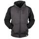 Black/Charcoal Cruise Missile Armored Hoody