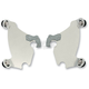Black No-Tool Trigger-Lock Plate Only Kit to Change from Sportshield/Fats/Slims to Gauntlet Faring - MEB1881