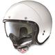 Metallic White N21 Durango Helmet