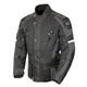 Black/Gray Ballistic Revolution Jacket