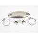 Titanium 4 Universal Header Heat Shield - 040230