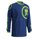 Navy/Lime Phase Gasket Jersey