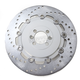 MD Standard Rear non-ABS Brake Rotor - MD611