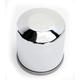 Chrome Oil Filter - 0712-0480
