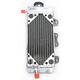Right X-Braced Aluminum Radiator - MMDBYZ250F06RX