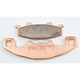 Double-H Sintered Metal Brake Pads - FA129HH