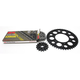 Natural Yamaha 530 XSO-Z1 Chain and Sprocket Kit - 4067-030E