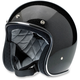 Gloss Black/Gold Mini Flake Bonanza Helmet