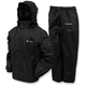 Black All Sport Rain Suit