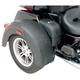 Rear Fender Bra Set - 1414-0015