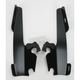 Black No-Tool Trigger-Lock Plate Only Kit to Change from Sportshield to Fats/Slims or Batwing - 2320-0061