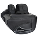 Black Super 2.0 Contoured Saddlebags - 8230-0305-26