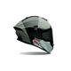 Black/Silver Spectre Star Helmet