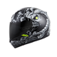 Silver EXO-R410 Dr. Sin Helmet