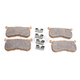 Double-H Brake Pads - FA641/4HH