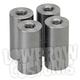 5/16 in.-18 x 1 1/2 in. L Threaded Steel Bungs - 003912