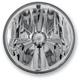 7 in. Pie-Cut Halogen Headlight w/Bulb Cover - T70700
