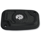 Black Ops Cafe Front Brake Master Cylinder Cover - 0208-2035-SMB