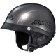 Gray CL-IronRoad Black Rose MC-5 Helmet