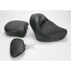 Vintage Wide Touring Seat with Driver Backrest - 79391