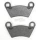 Qualifier Brake Pads - 1720-0242