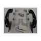 Batwing Black Trigger Lock Hardware - MEK1900