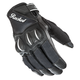 Womens Matte Black Cyntek Gloves