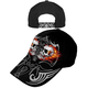 Mirror Skulls Adjustable Hat - BCA1027