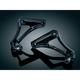 Black Underseat Pegs - 4334