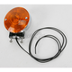 Dual-Filament Turn Signal Assembly-Amber - 8400A