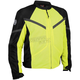 Day Glo/Black Rush Mesh Jacket