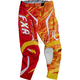 Yellow/Red Podium Warp Pants
