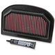 High-Flow Replacement Air Filter - TB-1212