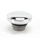Chrome Screw In Gas Cap without Vent - DS-390282